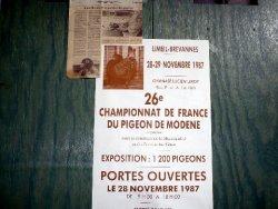 L'Affiche du championnat modène dans ma commune: Limeil Brévannes.94450